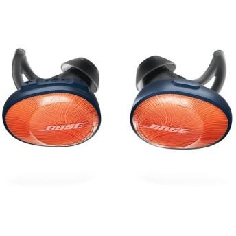 Bose SoundSport Free wireless headphones 完全ワイヤレスイヤホン [ブライトオレンジ]