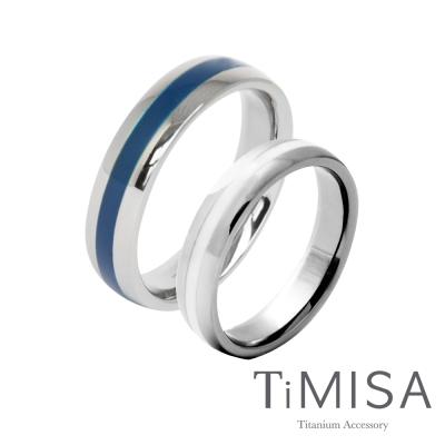 TiMISA《真愛宣言》純鈦對戒(三色可選)