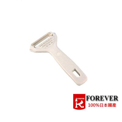 FOREVER日本製造鋒愛華陶瓷削皮刀