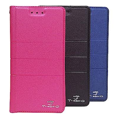 Theabio ASUS ZenFone MAX  ZB633KL 亮彩側掀隱磁皮套