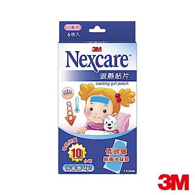3M Nexcare 退熱貼片-6入 16004