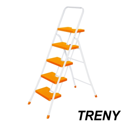 TRENY 台製橘色五階扶手梯