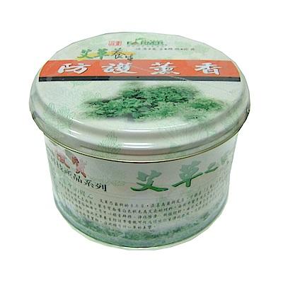 艾草防護薰香6盒+艾草防護液1瓶