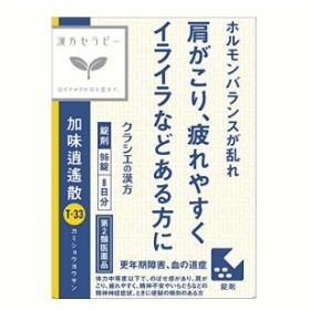 【第2類医薬品】クラシエ薬品 クラシエ 加味逍遙散料エキス錠 96錠