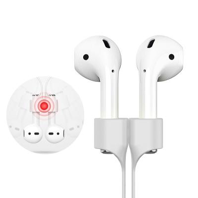 AirPods Apple藍牙耳機磁吸掛繩 防丟繩