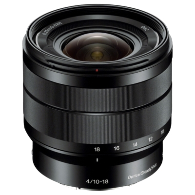 SONY E 10-18mm F4 OSS 超廣角變焦鏡頭(公司貨)