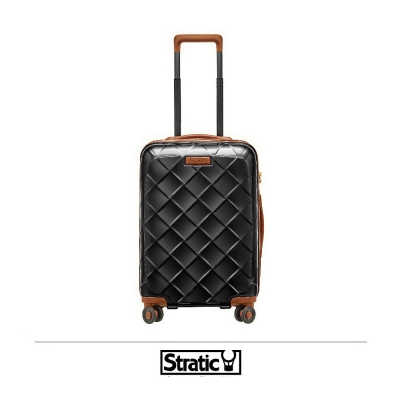 STRATIC 黑色拉桿箱19.5吋 3-9894-55CM