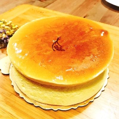樂活e棧 生日快樂蛋糕 就是單純乳酪蛋糕 6吋 共1顆