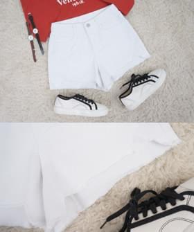 韓國空運 - Bacom Cotton Short P 短褲