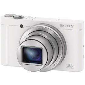 SONY DSC-WX500-W Cyber-shot(サイバーショット) [コンパクトデジタルカメラ (1820万画素)]