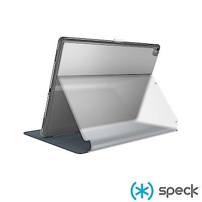Speck Balance Folio Clear iPad 9.7吋(2018)側翻皮套
