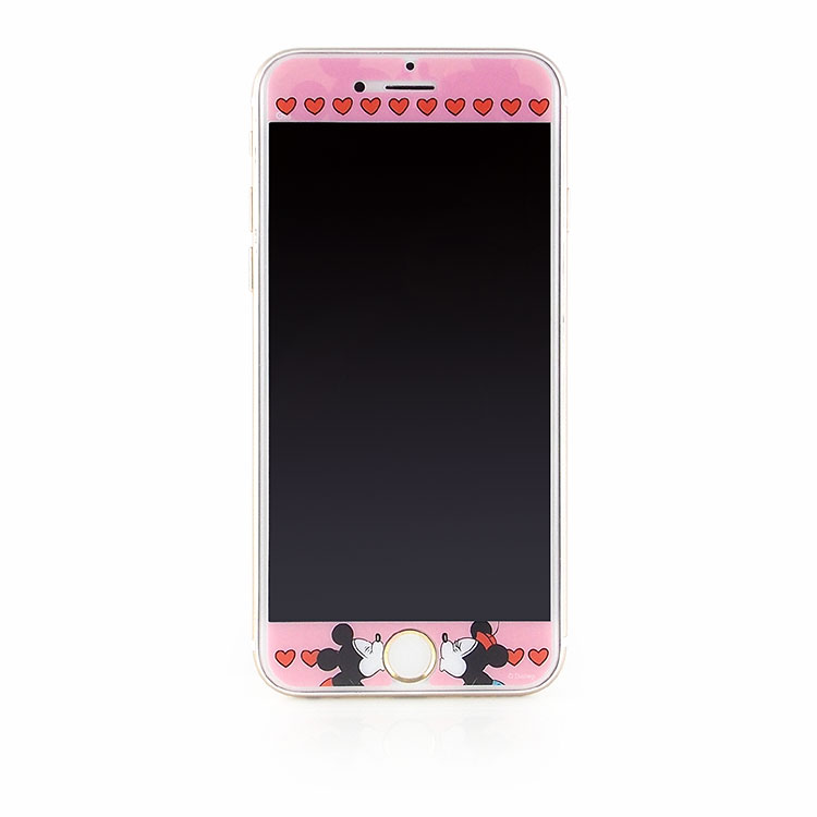 【Disney 】iPhone 6/6s  彩繪保護貼-LOVE