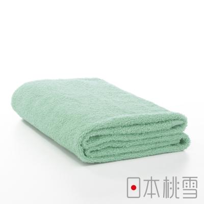日本桃雪飯店浴巾(湖水綠)