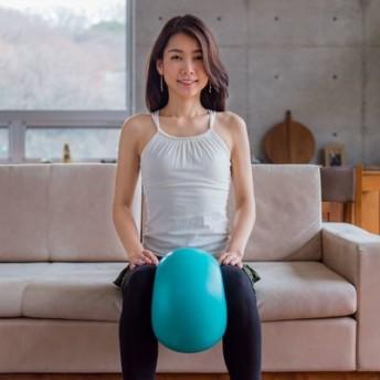 いすの上で使えるバランスボール スッキリコアボール フェリシモ FELISSIMO【送料:450円+税】