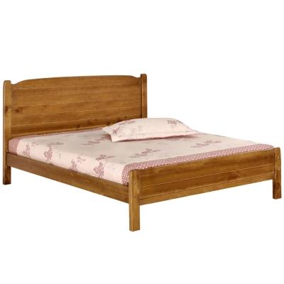 Homelike 采風床架組-雙人5尺