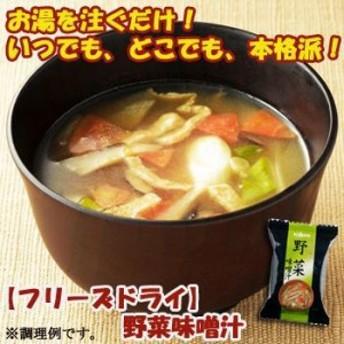 キリン協和フーズ フリーズドライ 野菜 味噌汁 100袋セット