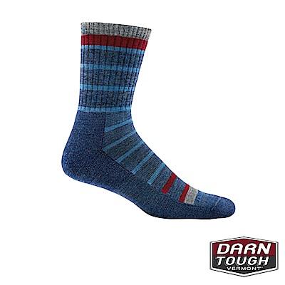 【美國DARN TOUGH】男羊毛襪Via Ferrata健行襪(2入隨機)