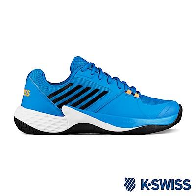 K-SWISS Aero Court 輕量進階網球鞋 男 藍 橘 06134-427