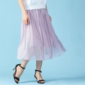 [マルイ]【セール】エスパンディギャザースカート/ルージュ・ヴィフ ラクレ(Rouge vif la cle)