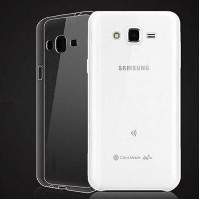 Samsung Galaxy J2 高質感雙料材質 TPU軟邊框+PC硬背板 全覆式手機殼/保護套