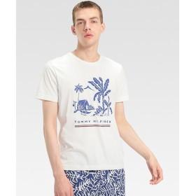 [マルイ]【セール】ビーチシーンロゴTシャツ/トミーヒルフィガー(メンズ)(TOMMY)