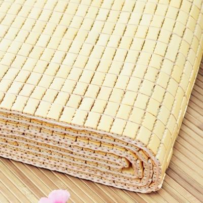 亞曼達Amanda 專利棉織帶天然麻將竹蓆-雙人5尺