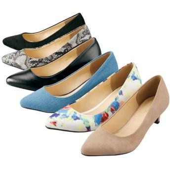 【格安-女性靴】レディースパンプス