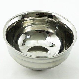 【信福璇律】王樣日式碗-13cm  雙層隔熱碗 (#304不鏽鋼) 益康碗 兒童碗 鐵碗 不鏽鋼碗