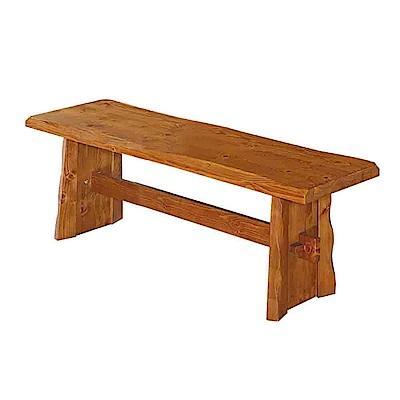 Boden-賽拉全實木4尺長凳/椅凳-120x35x45cm