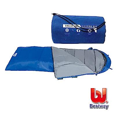 《凡太奇》Bestway。包覆300露營睡袋 68071
