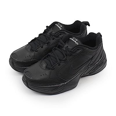 品牌: nike型號: 415445-001品名: NIKE AIR MONARCH IV配色: 黑色特點: 輕量 老爹鞋 運動 透氣