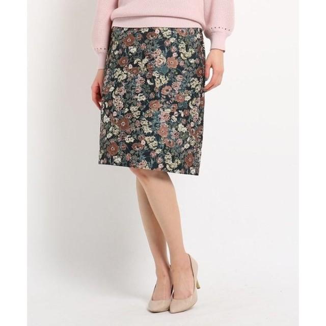 SunaUna / スーナウーナ 【洗える】シエナコクーンタイトスカート