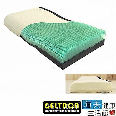 海夫 日本原裝 Geltron 凝膠枕頭 安眠舒壓枕 (Myz Care)