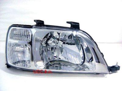 【UCC車趴】HONDA 本田 CR-V 一代 97-02 CRV 1代 原廠型 晶鑽大燈 (TYC製) 一組3400