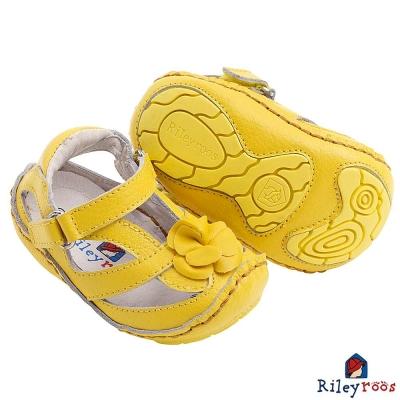 Rileyroos 美國手工童鞋學步鞋-Allyson Sunflower