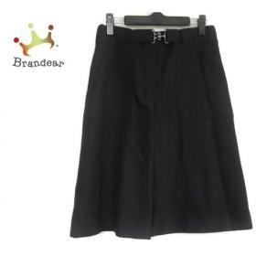 ドレステリア DRESSTERIOR スカート サイズ36 S レディース 黒  値下げ 20190910