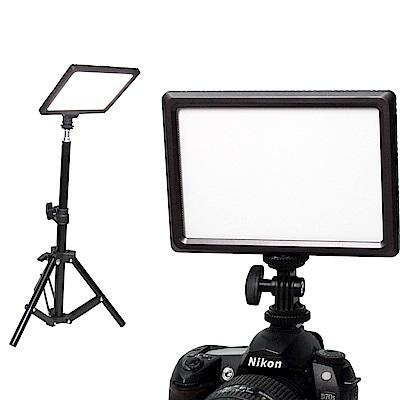 FOTGA  LED250C柔光平板攝影燈大全配