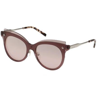 Calvin Klein 造型太陽眼鏡 茶色 CK3196S