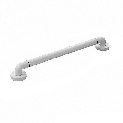 2405 70cm ABS 牙白 防滑 一字型安全扶手/浴室扶手