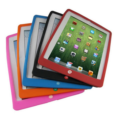 J16 豆豆款 iPad4 果凍套