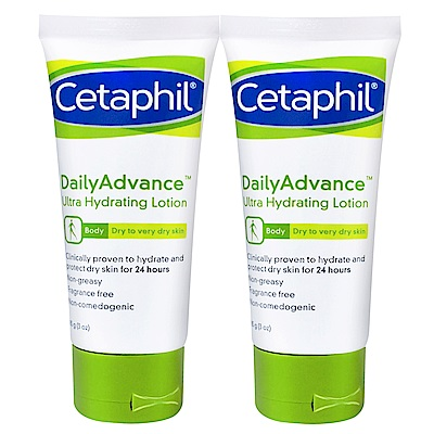 Cetaphil 舒特膚 ERC 5 強護保濕精華乳 85g 2入