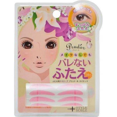 【美妝行】日本 NOBLE 裸體娃娃 雙眼皮貼 28組入