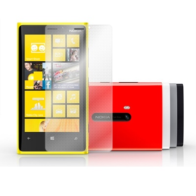 D&A  Nokia lumia 920專用日本AAA頂級AG螢幕保護貼(霧面防眩)