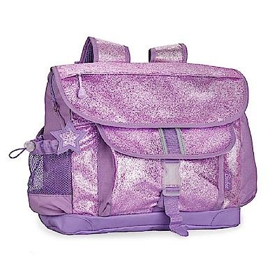 美國Bixbee 閃采系列 夢幻紫中童輕量舒壓背書包