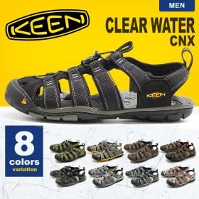 キーン クリアウォーター CNX KEEN CLEARWATER CNX メンズ スポーツ サンダル