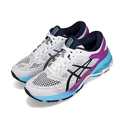 Asics 慢跑鞋 Gel-Kayano 26 運動 女鞋