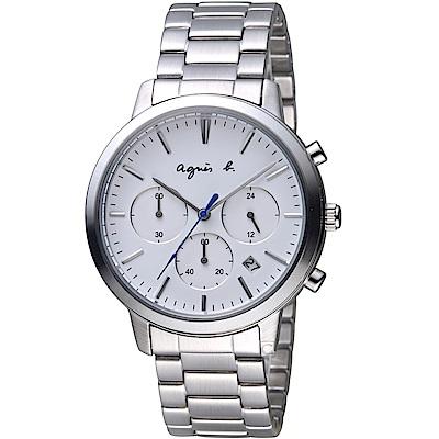 agens b. 非凡焦點計時腕錶 VD53-KJC0S BT3035X1