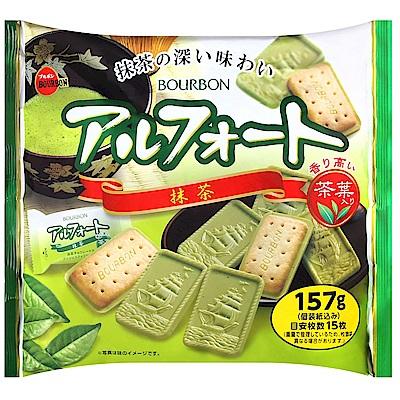 北日本 帆船抹茶巧克力風味餅  (151.5g)
