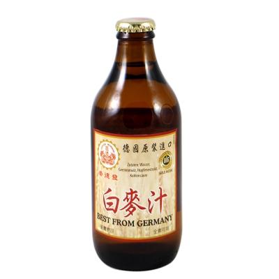 崇德發 白麥汁(330mlx6瓶)