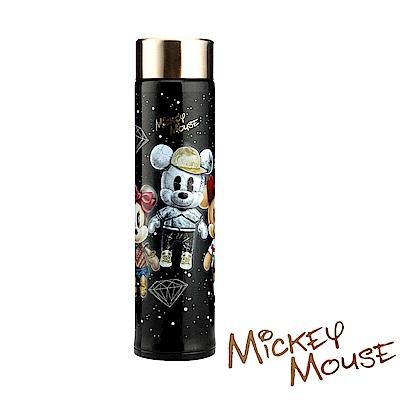迪士尼Disney 米奇公仔#304不鏽鋼真空輕量保溫瓶500ml(快)